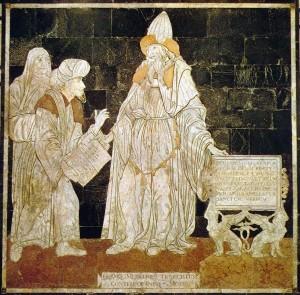 Hermes Trismegistus Siena Cathedral