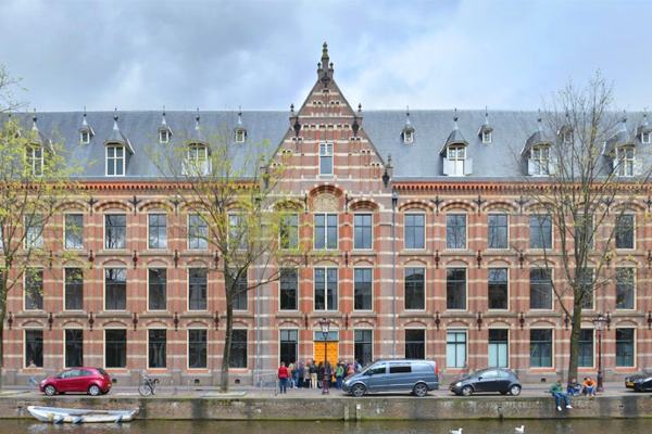 Study in Amsterdam